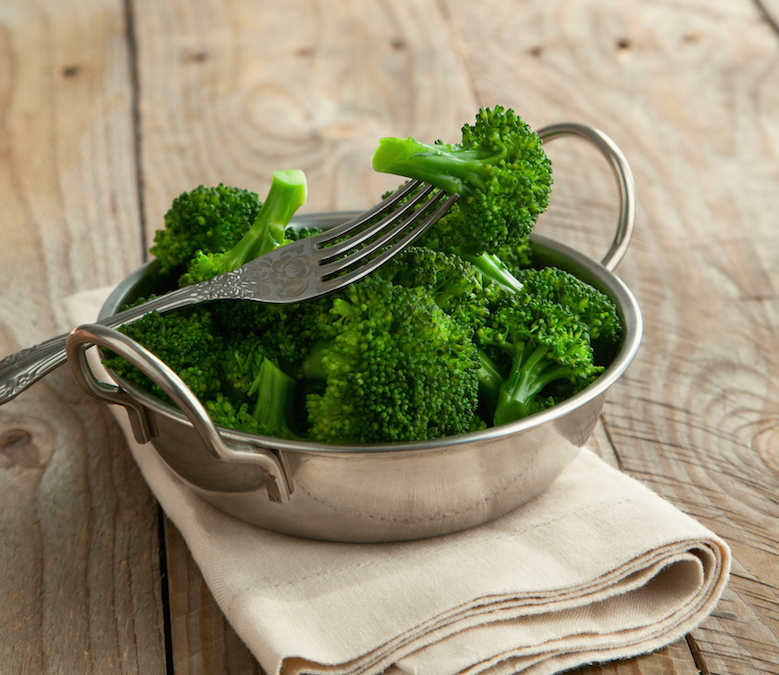 No figgy pudding if you don't eat your broccoli! (Learning to love your sulforaphanes.)